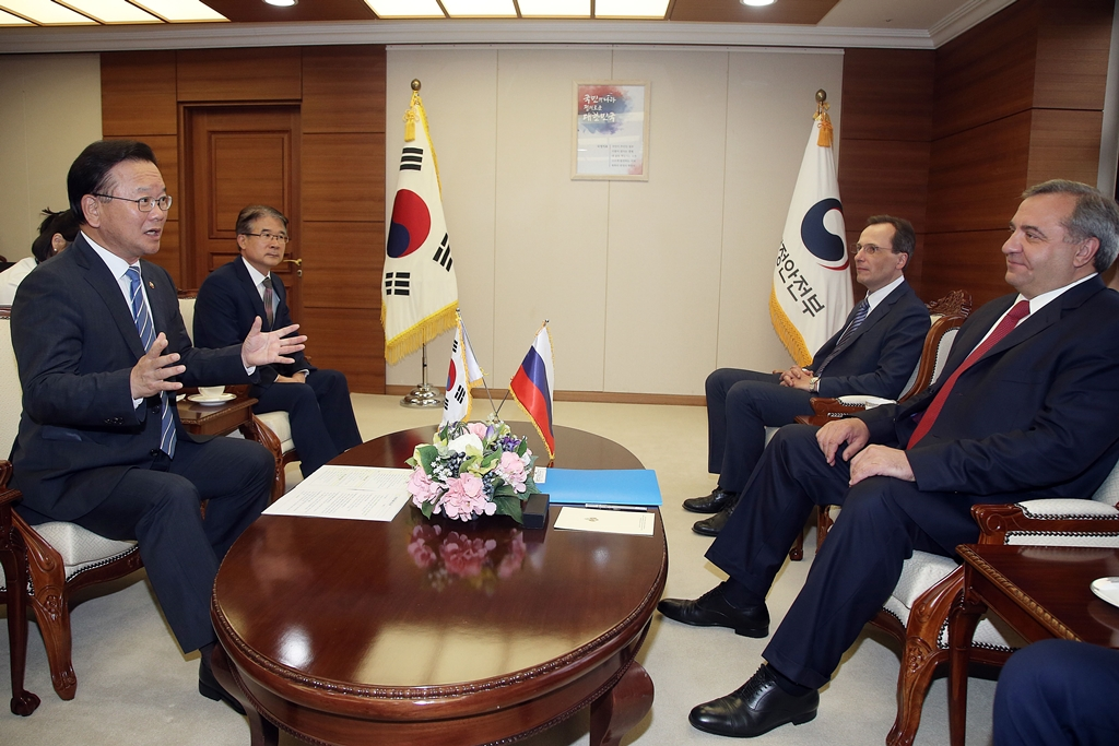 Joint Communique on Disaster Management between the Republic of Korea and the Russian Federation
