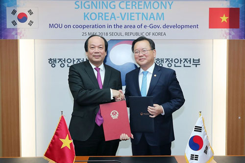 Korea-Vietnam e-Government cooperation bolstered under New Southern Policy
