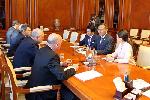 Korea and Central Asia Work Together to Promote Good Governance