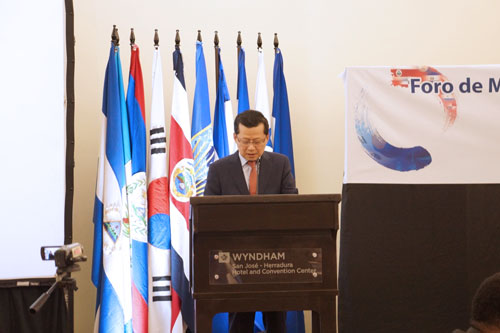 Eight Central American Countries Turn Their Eyes to Korea's Public Administration