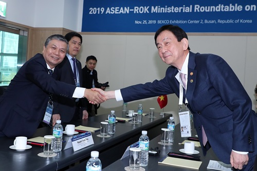 ASEAN-ROK Ministerial Roundtable and Exhibition on Public Service Innovation